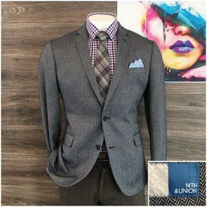 14th & Union Nordstrom Sport Coat Blazer Jacket